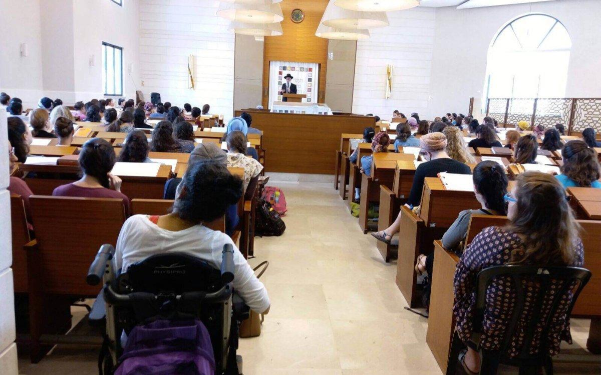 """שיחה הרב יעקב אריאל שליט""""א"""